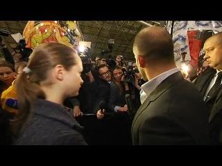 """Джейсон Стетхем на закрытой премьере фильма """"Паркер"""" в Москве"""